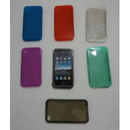 24 Units of Flexible 4G Cell Phone Cover---IPhone4 - Cell Phone Accessories