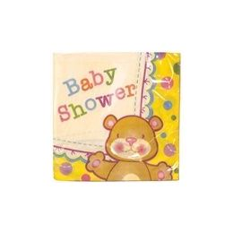 144 Units of Baby Shower Luncheon Napkins - 16 Ct. - Party Paper Goods