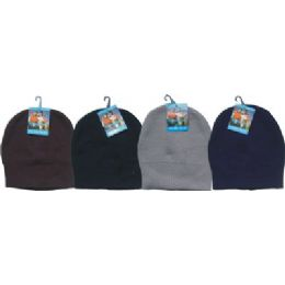 144 Units of Winter Beanie Hat - Winter Beanie Hats