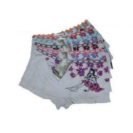 240 Units of Womens Printed Underwear - Womens Panties & Underwear