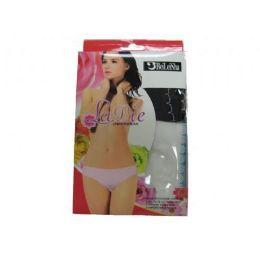 120 Units of 2 Pack Womans Breifs Underwear - Womens Panties & Underwear