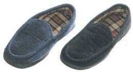 24 Units of Men's Winter House Slipper - Men's Slippers