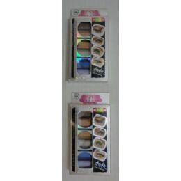 72 Units of One Color Choice Only. Includes Application Brush. - Eye Shadow & Mascara