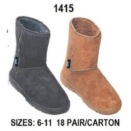 18 Units of Ladies  Short Boot - Women's Boots