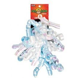192 Units of Curled Ribbon Bow - Baby Boy, Pegable Single - Bows & Ribbons