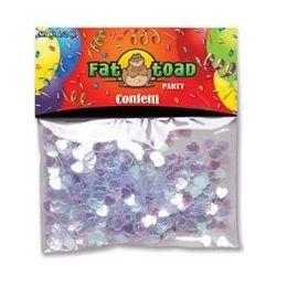 432 Units of Confetti-Pearlized Hearts - 1/2 oz - Party Novelties