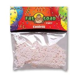 432 Units of Confetti-It's A Girl - 1/2 oz - Party Novelties