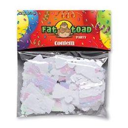 432 Units of Confetti-Iridescent Wedding - 1/2 oz - Party Novelties