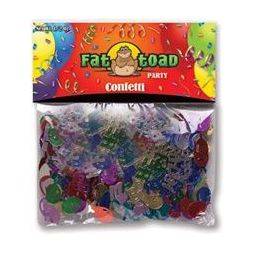 432 Units of Confetti-Happy Birthday, Balloons - 1/2 oz - Party Novelties