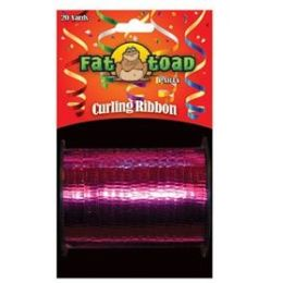 144 Units of Curling Ribbon - Fuschia - 20yds - Bows & Ribbons