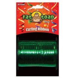 144 Units of Curling Ribbon - Green - 20yds - Bows & Ribbons