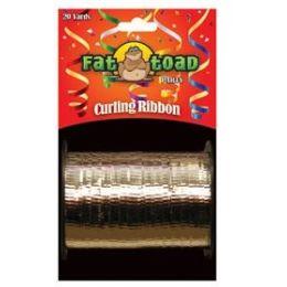 144 Units of Curling Ribbon - Silver - 20yds - Bows & Ribbons