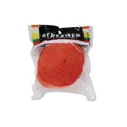144 Units of Streamers-Orange 81' - Streamers & Confetti
