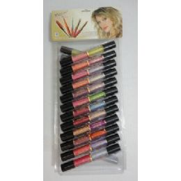 144 Units of Sparkle Lip Gloss/Lip Color - Lip Gloss