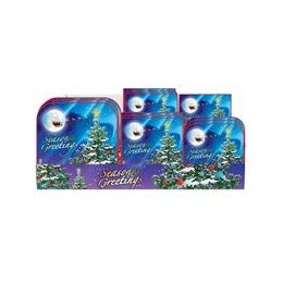 Christmas Night Pre-Packed Counter Shipper, 96 Ct.