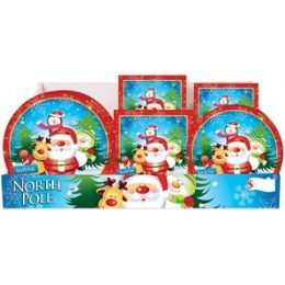 North Pole Pre-Packed Counter Shipper, 96 Ct.