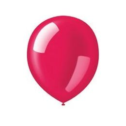 """40 Units of 72CT 12"""" Deco-Cherry Red - Balloons & Balloon Holder"""
