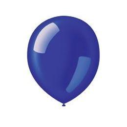 "40 Units of 72CT 12"" Deco-Royal Blue - Balloons & Balloon Holder"