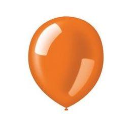 "40 Units of 72CT 12"" Deco-Sunburst Orange - Balloons & Balloon Holder"