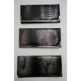 60 Units of  7.5x3.5 Flip-Open Ladies Pocket Book - Wallets & Handbags