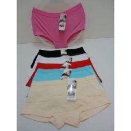 144 Units of Ladies Panties-OK Studs - Womens Panties & Underwear