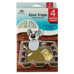 72 Units of 4 Pack Glue Trap - Pest Control