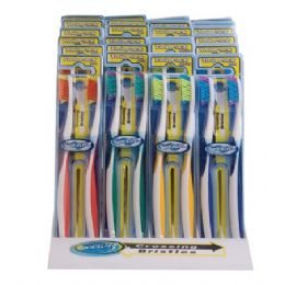 144 Units of Item# 863 Twin Pack Toothbrush In Counter Display - Toothbrushes and Toothpaste