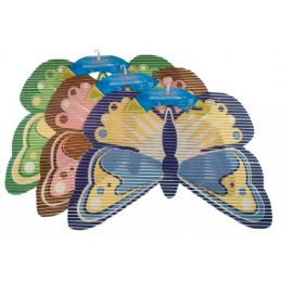 48 Units of Item# 4574 NoN-Slip Mat Butterfly Shape - Bath Mats