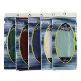 72 Units of Shower Curtain Liner - Shower Accessories
