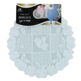 144 Units of 3 Pc 10 - Placemats and Doilies