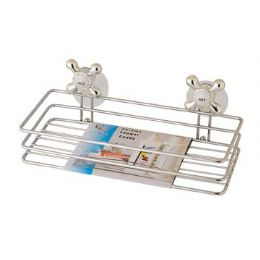 24 Units of Chrome Shower Caddy - Shower Accessories