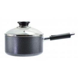 6 Units of Non Stick Sauce Pan With Lid - Pots & Pans