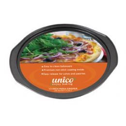 36 Units of Non Stick Pizza Pan 2 Sizes - Pots & Pans
