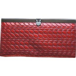 48 Units of Fashion Wallet Assorted Colors - Leather Purses and Handbags