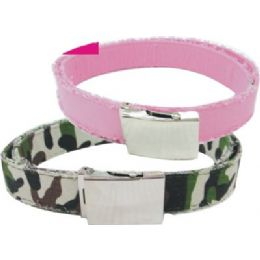 144 Units of Ladies Fashion Belts - Womens Belts