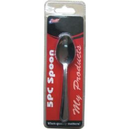48 Units of 5 Pack Spoons - Kitchen Cutlery