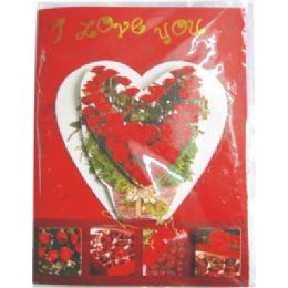 288 Units of I Love You Small Gift Bag - Valentines