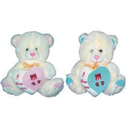 48 Units of Big Teddy Bear 12Inch - Valentines