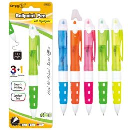 48 Units of 10 Ct. Fine Line Markers - Markers and Highlighters