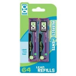 48 Units of 2 Ct. Perfect Cents .7mm Lead Refills - Pencils