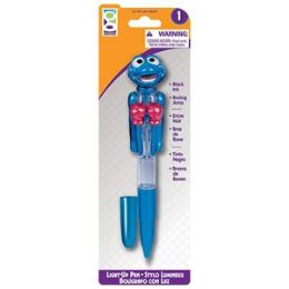 48 Units of 1 Ct. Fighting Frogs LighT-Up Boxing Pen - Pens