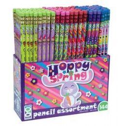 432 Units of Hoppy Spring Pencil - Pencils