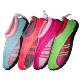 36 Units of Youth Aqua Shoes Size 10-4 - Unisex Footwear
