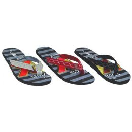 48 Units of Ladies Stripe Sandal - Women's Sandals