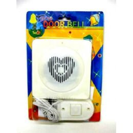 144 Units of Door Bell With Wire - Home Accessories