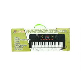 6 Units of Electronic keyboard with microphone - Musical