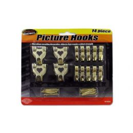 72 Units of Picture Hook Set - Picture Frames