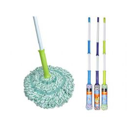 12 Units of Twist Floor Mop - Cleaning Products