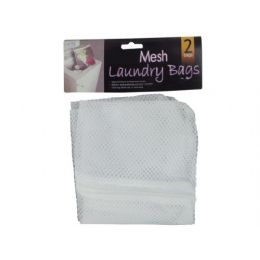 72 Units of Mesh Laundry Bags, Set Of 2 - Bags Of All Types