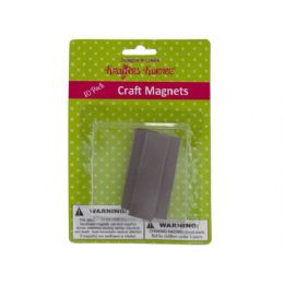 72 Units of Craft Magnet Strips - Craft Tools